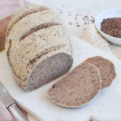 Rezept für ein glutenfreies Brot
